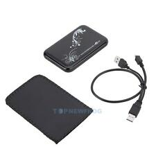 "USB 2.0 2.5"" Hard Drive Disk IDE HDD External Enclosure Case Cover Box for PC HD"