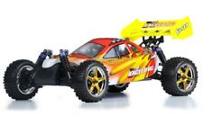 Exceed RC Forza 1/10 Nitro Gas .18 Engine Remote RC RTR Buggy Fire Red