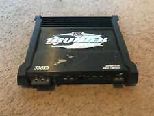 Mtx Audio X Thunder 300Xd Mono Subwoofer Amplifier 300 Watts Rms x 1 at 2 ohms