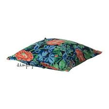 """New IKEA Cushion Cover Emmie Throw Pillow Cover Cotton Velvet 20 x 20"""" Floral FS"""