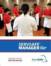 ServSafe Manager, Revised with ServSafe Exam Answer Sheet (6th Edition)