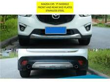 MAZDA CX-5 FRONT AND REAR SKID PLATES - YT-MZD022