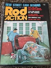 ROD ACTION Racing Rods July 1974 53-56 Ford Pickups Hot Rods Very Nice Condition