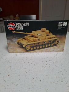 Model War Tank Airfix Panzer IV Tank Series two