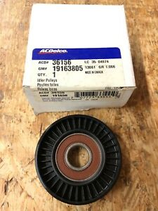 NEW ACDELCO 36156 OEM BELT TENSIONER PULLEY FOR NEON PT CRUISER SX 2.0 CAMRY