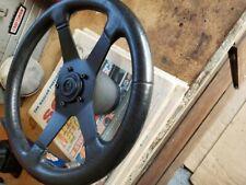Opel GT Sport Steering Wheel with adapter to Opel column