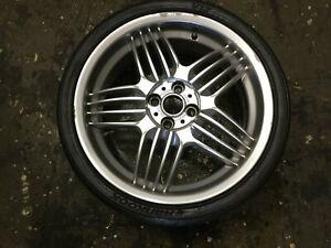 "BMW Mini John Cooper Works S 18"" D02 Alpina Dynamic Alloy Wheel Tyre R53 R50 R56"