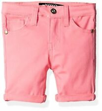 XOXO - Girls' Toddler Stretch Twill Bermuda Short - Pink Cream - Size 2T