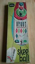 VINTAGE TUDOR SKEE BALL MODEL 390 COMPLETE