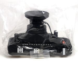 Linhof Technorama 617 S III, Super Angulon 5,6 / 90 XL 110° mit Sucher und mehr
