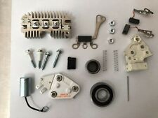 Alternator 10,12 Si Repair Rebuild Kit Delco Chevy Gm 1 wire self Exciting