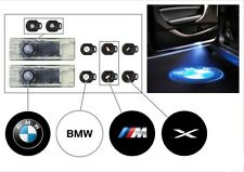 BMW Genuine Puddle Light LED Door Projectors Roundel, xDrive, M LOGO 63312414105