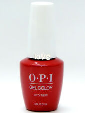 OPI GelColor 0.5fl.oz New Gel Nail Polish L60- Dutch Tulips