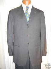 ARMANI COLLEZIONI FINE STRIPED Suit  SIZE 40 R  From ITALY..!! EXCELLENT.!!