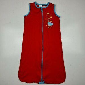 Snug Time Baby Sleep Bag Size 0 (6-12m) unisex Snugtime Red
