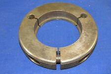Unmarked 3 Thread Ring Plug Gage Coupler Machinist Inspection Tool Cnc Mill