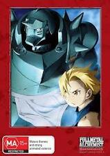 Fullmetal Alchemist - Brotherhood Series - Collection 1 - Eps 1-39 - Limite...