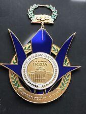 Soka University Of America First Honorary Doctorate Award