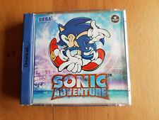 Sonic Adventure - Sega Dreamcast incl. Anleitung