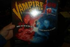 Vampire Hunter-The Game (Still Sealed) Milton Bradley