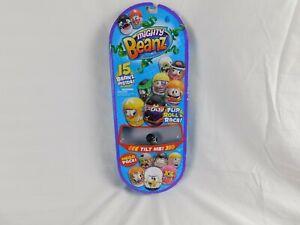 New Mighty Beanz Kids Mini Figures Mega Playset Pack