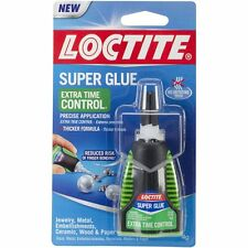 Henkel-Loctite 1503241 4 Gram Super Glue Extra Time Control