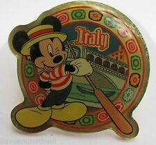 Disney Morinaga Italy Mickey from Japan Pin
