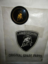 Lamborghini Countach Steering wheel badge horn emblem NOS