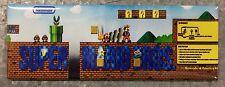 Super Mario Bros Arcade Game Marquee Fridge Magnet