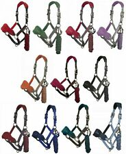 LeMieux Vogue Fleece Headcollar & Leadrope Set