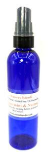 Nutmeg & Peppermint Body/Pillow Spray x 125ml - 100% Natural Spray