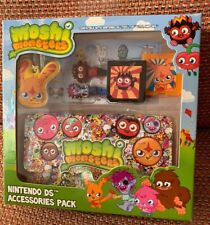 Moshi Monsters - Nintendo DS - Accessories Pack - DS DSI LITE 3DS  Brand New