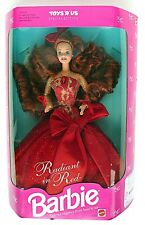 BARBIE RADIANT in RED 1992 Toys R Us Special Edition #1276 NRFB