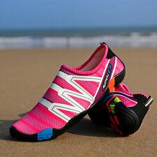 Women's Summer Water Shoes Aqua Socks For Beach Swim Surf Yoga Outdoor Exercise