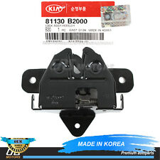 GENUINE Hood Lock Latch for 2014-2019 Kia Soul OEM 81130B2000