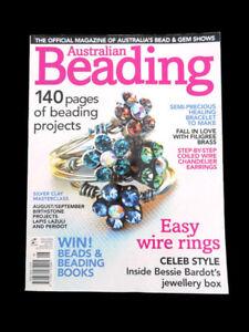 Australian Beading Jewellery Projects Craft Book Magazine Vol. 2 No.4