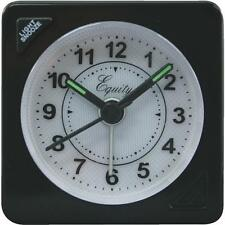 Equity La Crosse Technology Cube Travel Alarm Clock