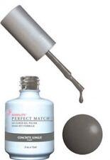 LeChat Perfect Match Lacquer + Gel Nail Polish Concrete Jungle #PMS61 - (.5oz)