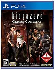 NEW PS4 Biohazard Resident Evil 0 + 1 Origins Collection HD Remaster (US R1)