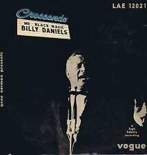 Billy Daniels – Mr. Black Magic – Vogue LAE 12021 – LP Vinyl Record