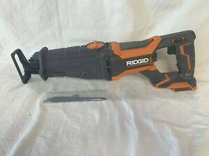 RIDGID R8642 GEN5X 18-Volt Reciprocating Saw Bare Tool-Only (New From Kit)