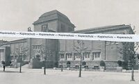 Mannheim : Kunsthalle von Hermann Billing - um 1935 - selten  - N 24-1