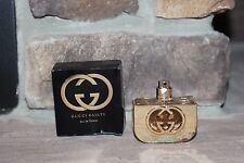 GUCCI GUILTY Eau de Toilette Spray 1 FL OZ FOR WOMAN  the brand of sex and power