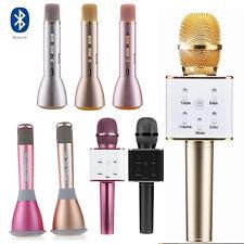 Q7/K068/K088 Mini Karaoke KTV Wireless Bluetooth Microphone Speaker Handheld UK
