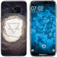 Case für Samsung Galaxy S8 Plus Silikon-Hülle Element M2 Cover