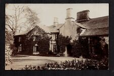Windermere Rectory - real photographic postcard