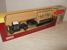 Corgi Trackside DG112002 Scammell Tractor & Artic Low loader & Load -BRS in 1:76