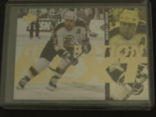 1996-97 Upper Deck Generation Next X40 Adam Oates / Joe Juneau Hockey Card