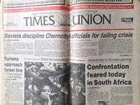 Times Union Magazine Soviets Discipline Chernobyl June 16, 1986 102317nonrh2