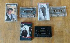 Sammy Kershaw 3 Cassette Lot - Haunted Heart, Don't Go Near The Water +